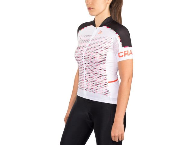 Craft Empress SS Jersey Women white/boost
